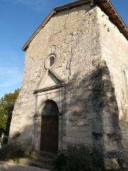 Eglise Saint-Martin - Français:   église de Festalemps, Dordogne, France