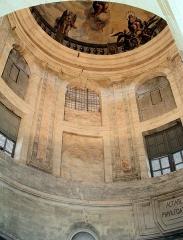 Ancien hôpital - Français:   Ancien hôpital d\'Hautefort - La rotonde de la chapelle et son dôme