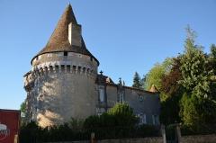 Château de Javerlhac - English: Castle in Javerlhac