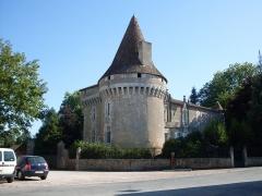 Château de Javerlhac - Deutsch: Javerlhac, das Schloss aus dem 16. Jh