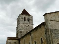 Eglise de la Chapelle-Saint-Robert - Français:   L\'église Saint-Robert, Javerlhac-et-la-Chapelle-Saint-Robert, Dordogne, France.