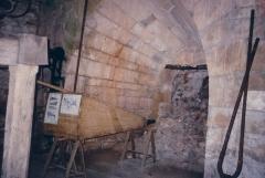 Forge Neuve -  Reconstruction de la soufflerie d'un haut fourneau de la fin du 18e siècle à Forge-Neuve, Javerlhac, France