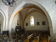 Eglise Notre-Dame -       This file was uploaded  with Commonist.  Chapelle latérale