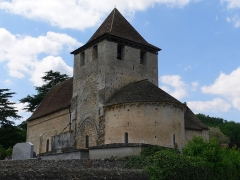 Eglise Saint-Martin - English: Chapelle Saint Martin de Limeuil