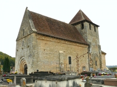 Eglise Saint-Martin -  Limeuil - Eglise Saint-Martin