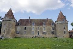 Château de Beauvais - Français:   Château de Beauvais, commune Lussas et Nontronneau, Dordogne