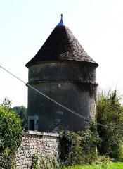 Château de Beauvais - Français:   Pigeonnier du château de Beauvais, Lussas-et-Nontronneau, Dordogne, France