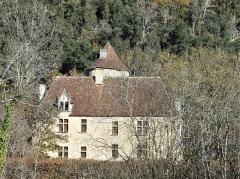 Manoir de Roucaudou - Français:   Le manoir de Roucaudou, Manaurie, Dordogne, France.