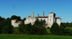 Château de Mareuil - Français:   Château de Mareuil