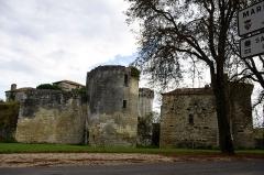 Château de Mareuil - Français:   Château de Mareuil, Dordogne.