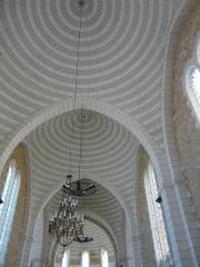 Eglise Saint-Pierre-ès-Liens - Français:   Coupoles de l\'église Saint-Pierre-ès-Liens de Montignac vue de l\'ouest, Dordogne, France.