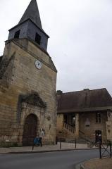 Ancien hôpital Saint-Jean ou ancien prieuré - Français:   Montignac, Dordogne, France. Ancienne église St Georges.