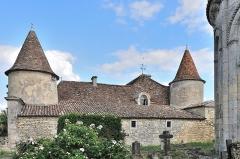 Château de Matecoulon - English: Matecoulon Castle at Montpeyroux, Dordogne - France