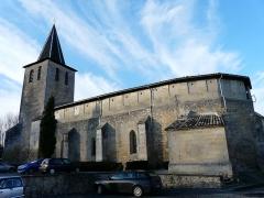 Eglise Notre-Dame de l'Assomption de Ménesterol - Français:   Vue depuis le sud-est, l\'église Saint-Pierre-ès-Liens, Ménestérol, Montpon-Ménestérol, Dordogne, France