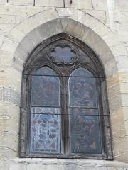 Couvent de Sainte-Marthe - Français:   Baie de la chapelle Saint-Jean-Baptiste, Périgueux, Dordogne, France.