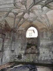 Couvent de Sainte-Marthe - Français:   L\'intérieur de la chapelle Saint-Jean-Baptiste, Périgueux, Dordogne, France.