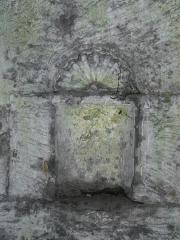 Couvent de Sainte-Marthe - Français:   Niche intérieure de la chapelle Saint-Jean-Baptiste, Périgueux, Dordogne, France.