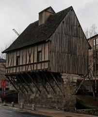Maison dite Moulin Saint-Front - English: Périgueux
