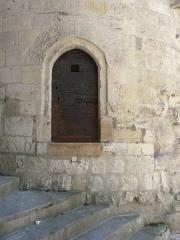 Tour Mataguerre - Français:   L\'ancienne porte d\'accès à la tour Mataguerre, Périgueux, Dordogne, France.