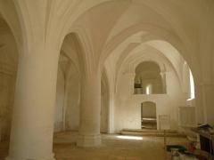 Eglise Saint-Martin d'Argentine - English: church of Argentine, La Rochebeaucourt, Dordogne, SW France