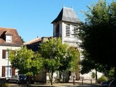 Eglise Saint-Germain de Rouffignac - Français:   L\'église Saint-Germain de Paris vue du nord-ouest, Rouffignac-Saint-Cernin-de-Reilhac, Dordogne, France.