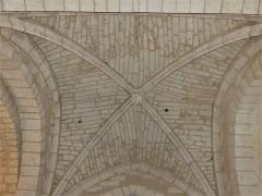 Eglise Sainte-Eulalie - Français:   La croisée de l\'avant-chœur, église de Saint-Aulaye, Saint Aulaye-Puymangou, Dordogne, France.