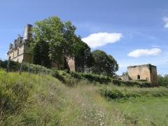 Château de Fages - Français:   Saint-Cyprien - Château de Fages - Ensemble