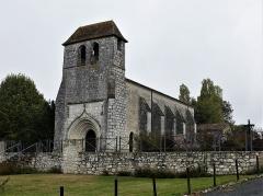 Eglise Sainte-Innocente - Français:   L\'église de Sainte-Innocence, Dordogne, France.