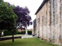 Eglise Saint-Martin -  église de Saint-Martin-le-Pin, Dordogne, France