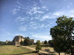 Château de Fénelon - Nederlands: Het kasteel van Fenelon