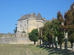 Château de Fénelon - English: The château de Fénelon in Sainte-Mondane, home of the author Francois de Salignac de Lamothe-Fenelon.