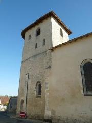 Eglise Saint-Pierre et Saint-Paul - Français:   église de St-Paul-Lizonne (24), France