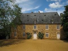 Château ou manoir d'Eyrignac - English: The Gardens of Eyrignac belong to the Manoir d'Eyrignac in the Département of Dordogne/France