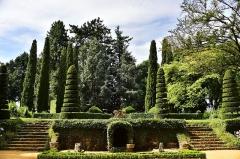 Château ou manoir d'Eyrignac - Deutsch: Jardins du Manoir d'Eyrignac, Perigord