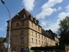 Ancien couvent de l'Ordre de Notre-Dame - Français:   Le couvent Notre-Dame, Sarlat-la-Canéda, Dordogne, France.