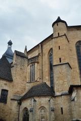 Ancienne église Sainte-Marie - English: St Mary church in Sarlat-la-Canéda, Périgord, France.