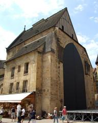 Ancienne église Sainte-Marie - English: Sarlat-la-Canéda, Dordogne, FRANCE