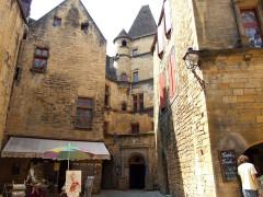 Hôtel de Maleville dit Hôtel de Vienne (maison Renaissance) - English: Sarlat-la-Canéda, Dordogne, FRANCE