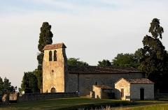 Prieuré de Monbos - Français:   Prieuré de Monbos, Église de Monbos