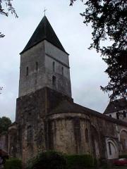 Ancienne abbaye Saint-Pierre -  Abbaye bénédictine de Tourtoirac