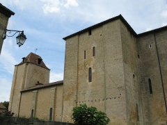 Eglise Saint-Nicolas -  L'église de Trémolat