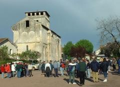 Eglise Saint-Pierre-ès-Liens -  Eglise de Vieux-Mareuil