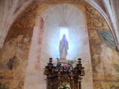 Eglise Saint-Martin - Français:   Vitrac - Eglise Saint-Martin - Chapelle nord