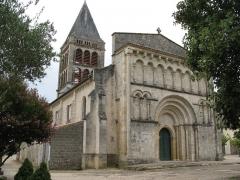 Eglise Notre-Dame - English: Église Notre-Dame d'Aillas