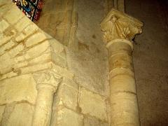 Eglise Saint-Saturnin - English: Église Saint-Saturnin de Baurech