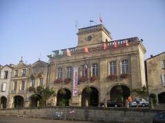 Hôtel de ville -  Bazas town hall