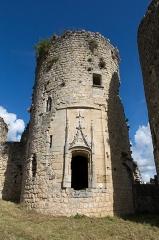 Château de Duras - English: Forteresse de Blanquefort