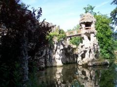 Parc et Grotte de Majolan -  les grottes de Majolan