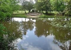 Parc et Grotte de Majolan -  Parc de Majolan (Blanquefort)