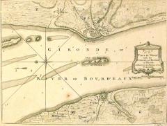 Fort Paté - Français:   Vue de l\'île Paté avec les fortifications de Vauban.